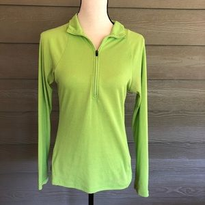 PATAGONIA 1/4 Zip Pullover Base Layer Shirt top